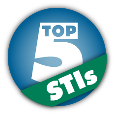 Top 5 Sexually Transmitted Infections