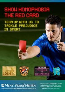 2012 LGBT HISTORY SPORTS POSTER