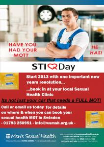 Have you had your MOT